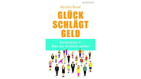 Cover Kerstin Bund Glück schlägt Geld