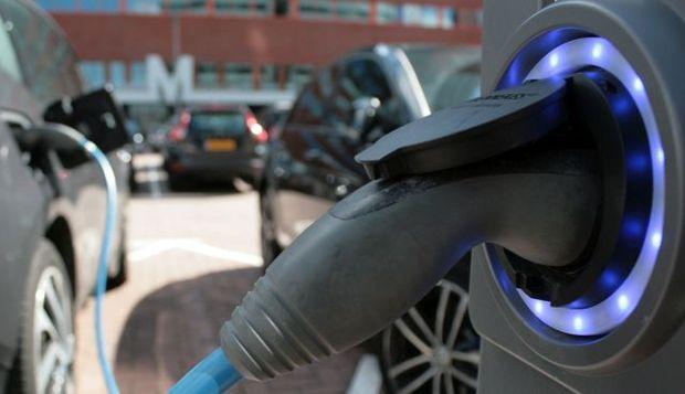 umweltschutz umwelt elektro-auto