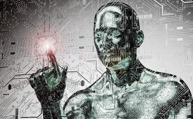 internet digitale-gesellschaft roboter