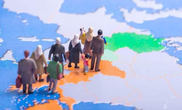 migration immigration globale-migration migranten flüchtlinge