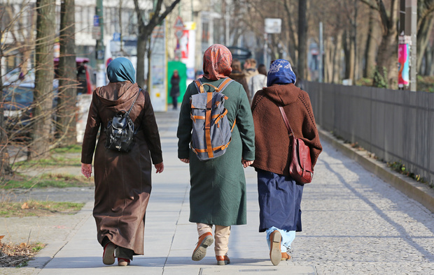 integration deutschland muslime