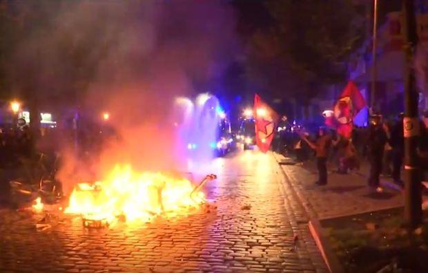 hamburg linksextremismus g20