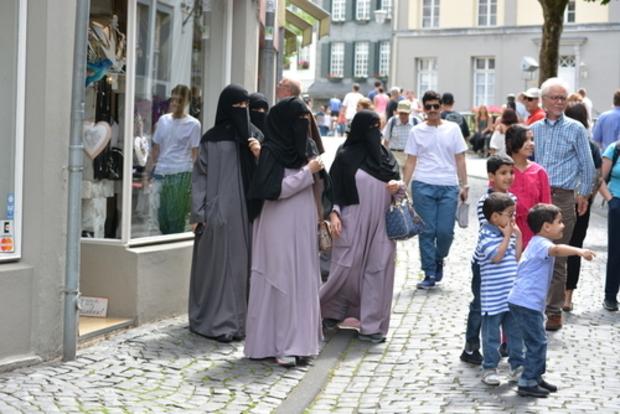 islam deutschland bundesverfassungsgericht islamisierung ehe muslime