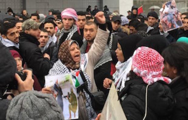 berlin judentum antisemitismus palaestina verfolgung