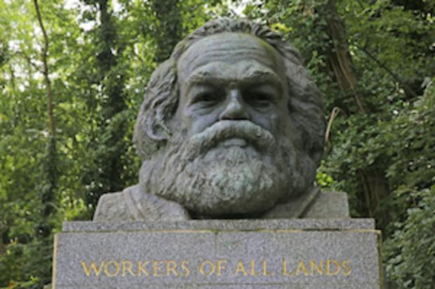 ddr kapitalismus karl-marx marxismus