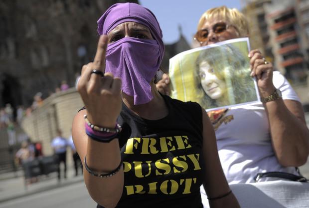 russland wladimir-putin blasphemie pussy-riot