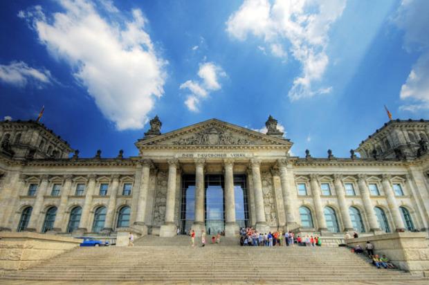 die-linke die-gruenen deutscher-bundestag bundestagswahl unternehmer