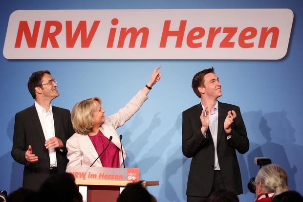 grosse-koalition nordrhein-westfalen fuenf-parteien-system