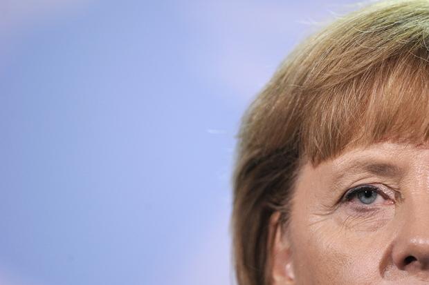 angela-merkel eurokrise