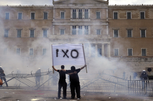 democracy austerity debt-crisis greece