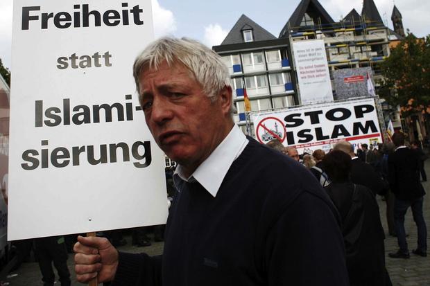 islam islamophobie pegida