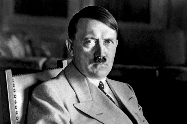 holocaust adolf-hitler