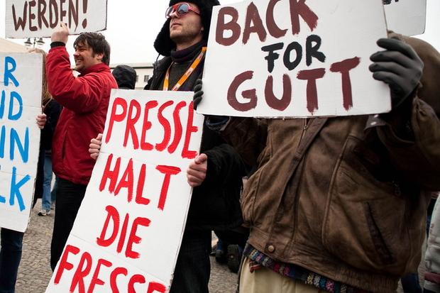 medien gesellschaft plagiat karl-theodor-zu-guttenberg