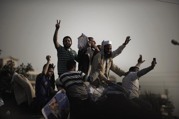 aegypten muslimbruderschaft