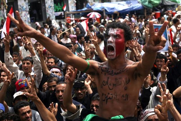 demokratie saudi-arabien jemen arabischer-fruehling ali-abdullah-saleh