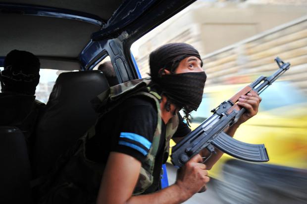 journalismus krieg usa syrien medien spiegel buergerkrieg