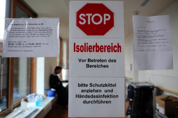 ehec-keim risikogesellschaft infektion epidemie gesundheitswesen