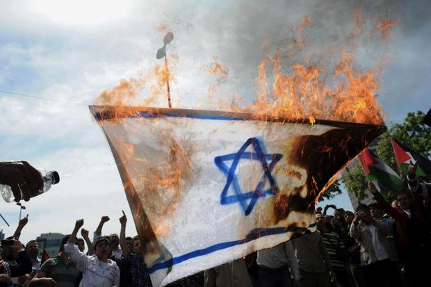 israel demokratie naher-osten arabischer-fruehling benjamin-netanjahu