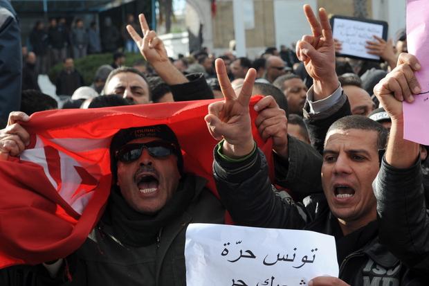 demokratie tunesien arabischer-fruehling ennahdha