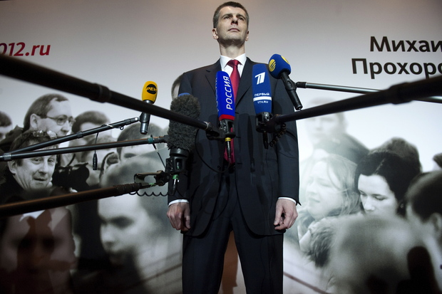 russland wahlkampf wladimir-putin reform opposition