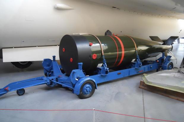 atomwaffe kalter-krieg atomwaffensperrvertrag