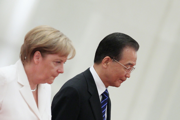 menschenrecht china aussenpolitik wertekanon ai-weiwei liu-xiaobo