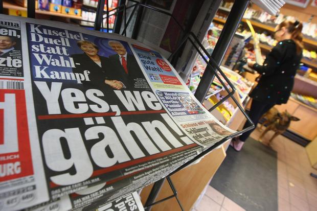 journalismus stern spiegel focus bild-zeitung guenter-wallraff