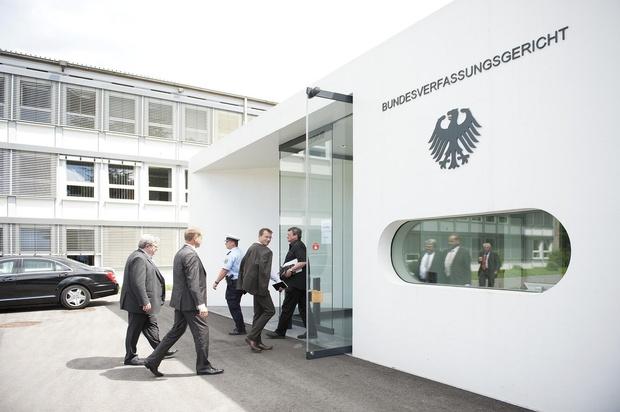 bundesverfassungsgericht fiskalpakt esm eurokrise