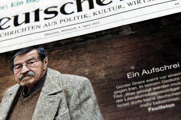 israel antisemitismus nahost-konflikt guenter-grass henryk-m-broder rhetorik
