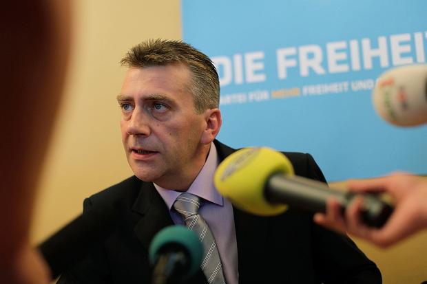 berlin die-linke rechtspopulismus geert-wilders parteitag die-freiheit