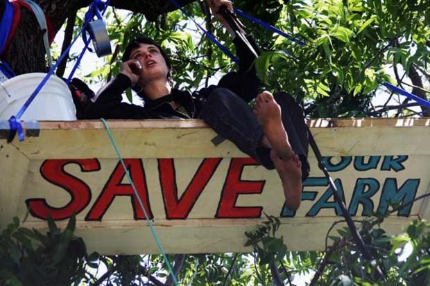 umweltschutz aktivismus kalifornien hollywood