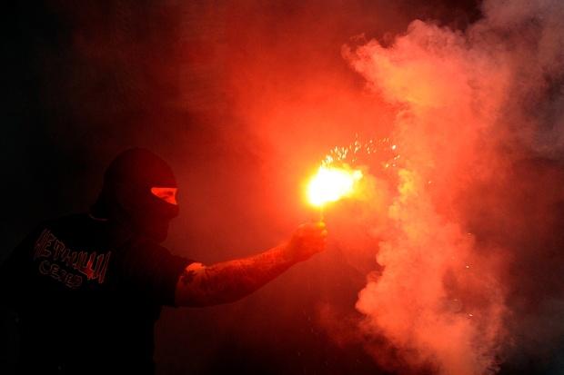 deutscher-fussball-bund pyrotechnik fanausschreitungen