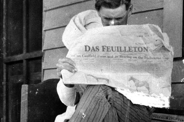 journalismus zeitung feuilleton