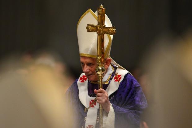 religion katholische-kirche papst-johannes-paul-ii papst papst-benedikt-xvi