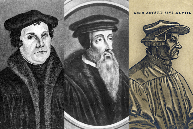 comparing protestantism and catholicism as viewed by martin luther In contrast to the roman catholic view of the catholic church as the in comparison to by protestant beliefs martin luther.