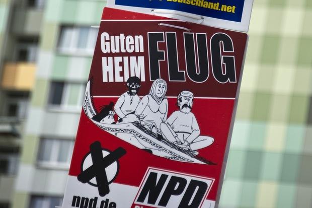 rechtsextremismus rechtsradikalismus npd philipp-rösler parteiverbot npd-verbot
