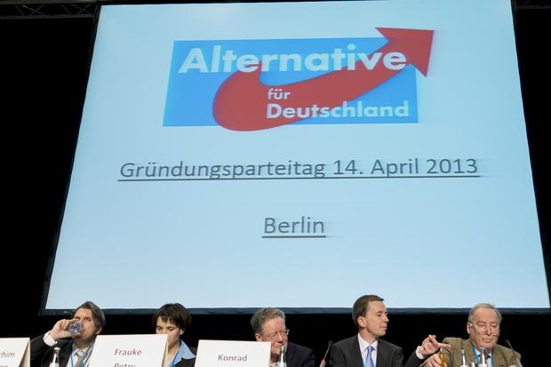 europa-politik euro eurokrise AfD
