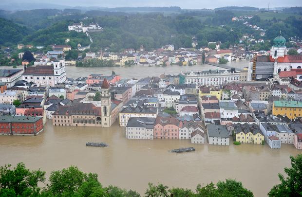 flut ökologie hochwasser