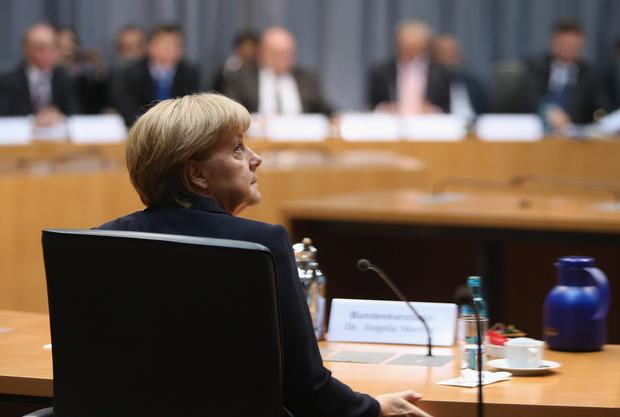 europa-politik angela-merkel afrika merkel-kritik griechenland elektro-auto