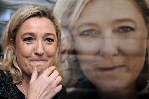 frankreich populismus rechtspopulismus marine-le-pen