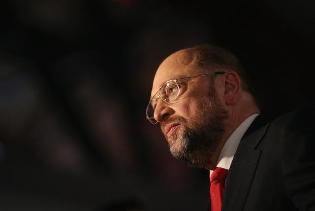 bundesaussenminister europa-politik bundeskanzler europaeische-union europaeisches-parlament martin-schulz