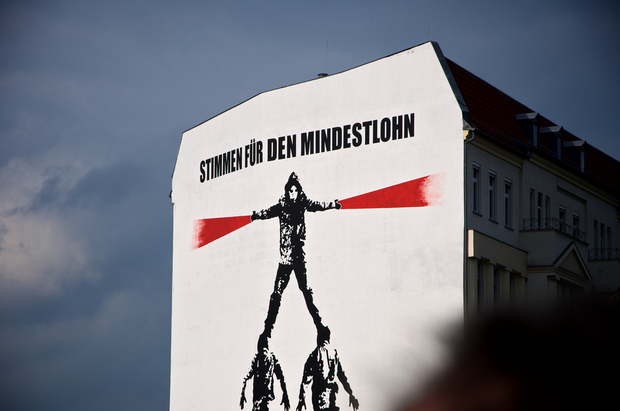 grosse-koalition mindestlohn