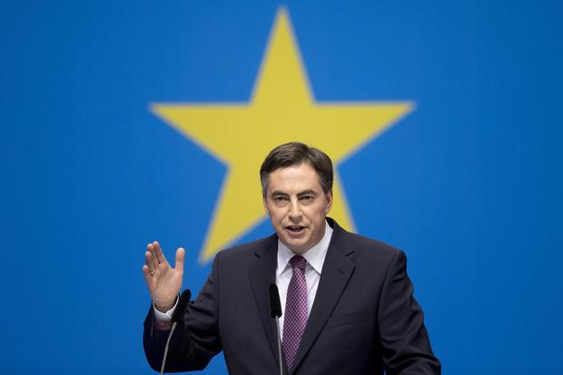 europa-politik cdu europawahlen