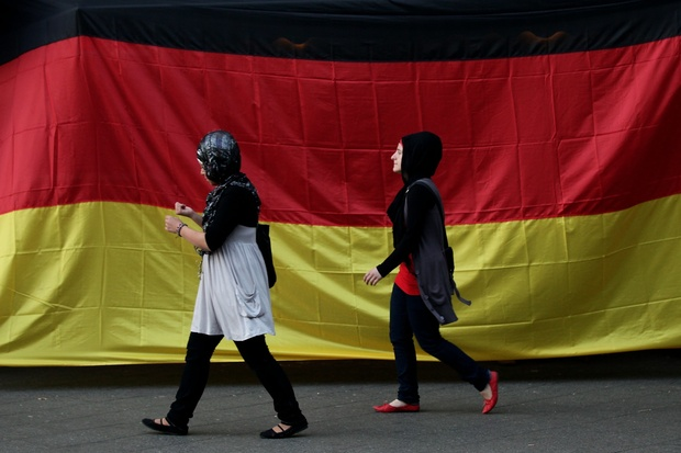 asylpolitik flüchtlingskrise willkommenskultur