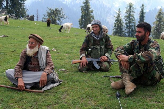 demokratie afghanistan krieg nato