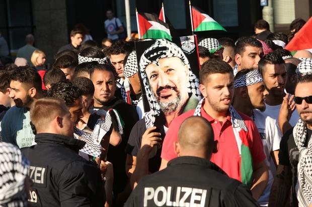 israel antisemitismus gaza