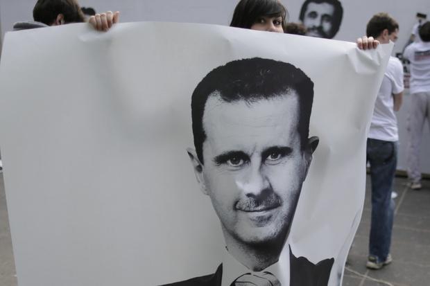 naher-osten syrien westliche-welt