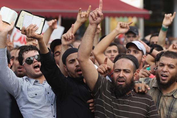 demokratie islam terrorismus salafismus