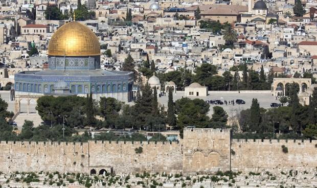 israel judentum islam jerusalem