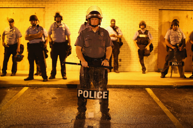 racism photography police camera Ferguson
